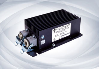 DC/DC converters designed for vehicle and rail applications
