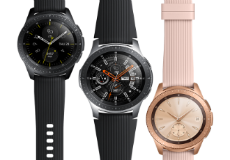 Galaxy smartwatch uses eSIM tech for seamless connectivity