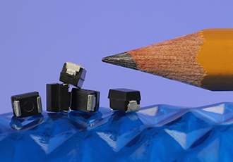 Shielded surface mount RF inductors with higher inductance