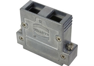 Housings for industrial Bus interface connectors