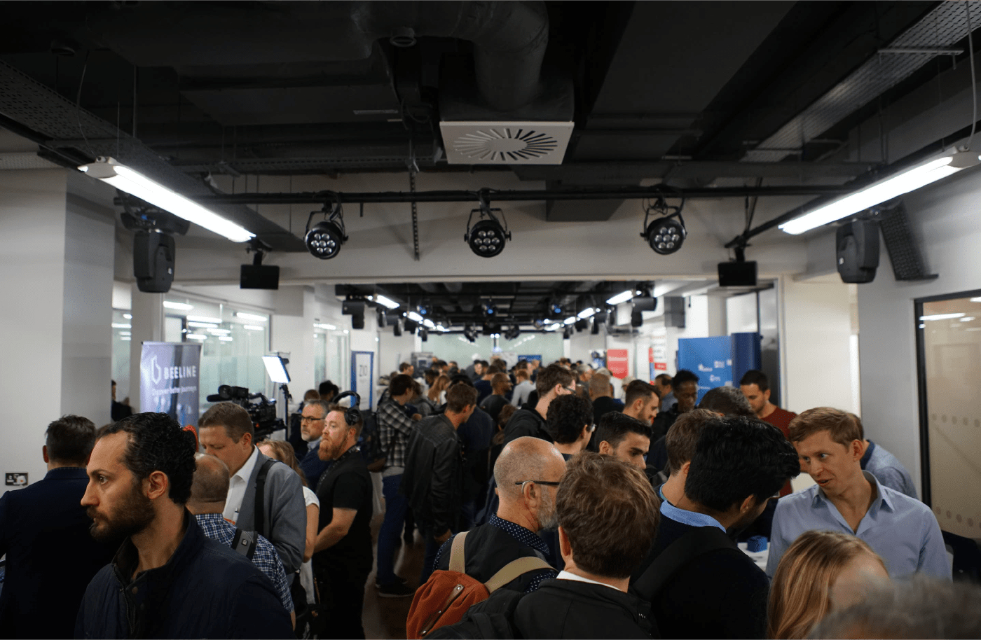 Top European startups showcase connected products