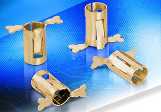 Robust three-point PCB sockets announced