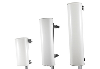 2GHz sector antennas deliver high gain in compact packages