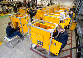 UK temporary power industry goes modular