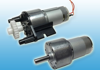 Value-added DC motors engineered with low currents