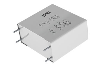 Power film capacitors designed for demanding applications