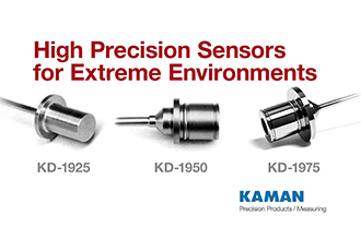 Extreme environment displacement sensors