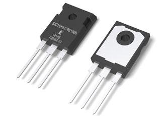SiC MOSFET enables high frequency power control applications