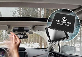 Reducing driver distraction with gesture recognition controller