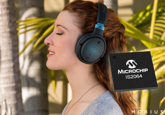 Gaming headphones use new Bluetooth audio SoC technology