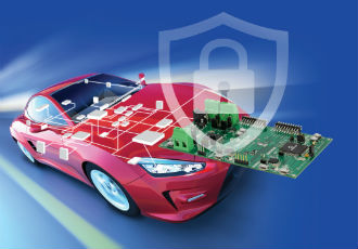 Protect in-vehicle networks from hackers with development kit