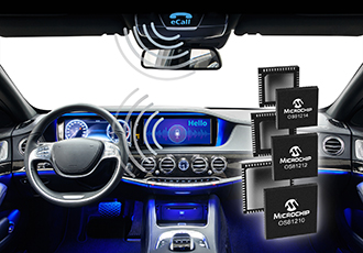 Technology simplifies automotive infotainment networking