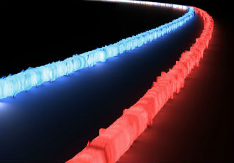 On-chip optical filter processes wide range of wavelengths