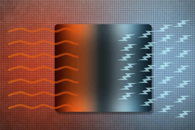 Topological materials could boost the efficiency of thermoelectric devices