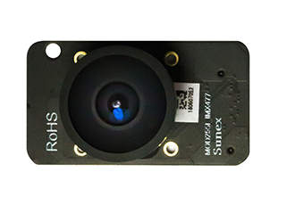 Sensor module for embedded video applications