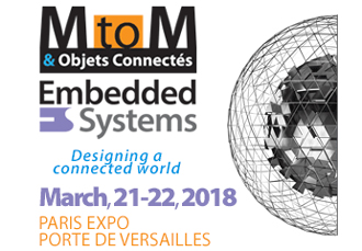 Embedded Systems and MtoM & Objets Connectés