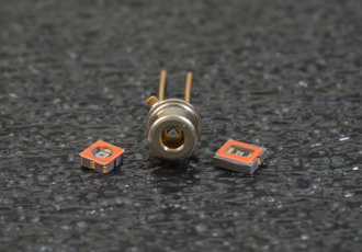 Silicon avalanche photodiodes for low-level light detection