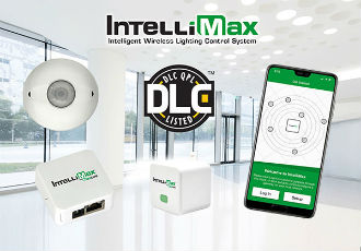 Wireless lighting control system receives DLC Qualification