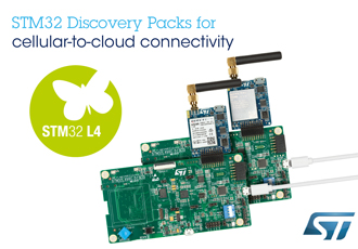 Discovery packs simplify cellular-to-cloud connections with free trials