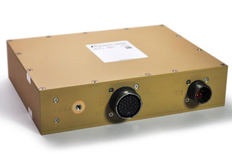 Rugged power supply designed for with NAVMAT component derating