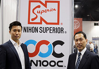 Nihon Superior rebrands SN100C alloy with new logo
