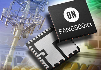 Buck regulators offer current density and fully integrated MOSFETs