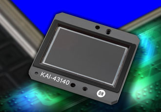 Image sensor addresses latest surveillance applications
