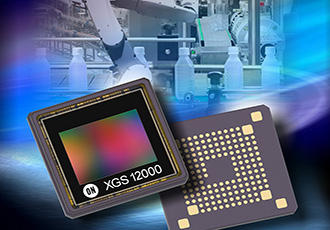 CMOS image sensor enables functionality for industrial camera design