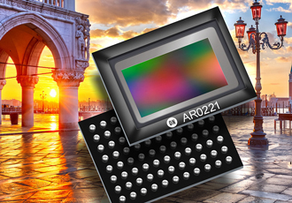 Digital image sensor optimised for high contrast image capture