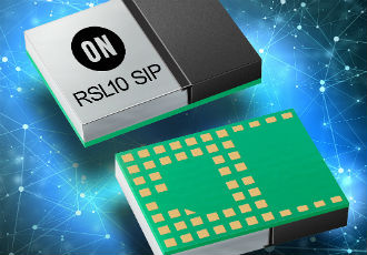 Bluetooth 5 radio with SiP module for easier development of applications
