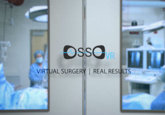 Osso VR: groundbreaking surgical training