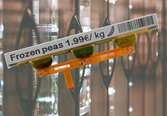 Freezable electronic shelf labels coming to supermarkets
