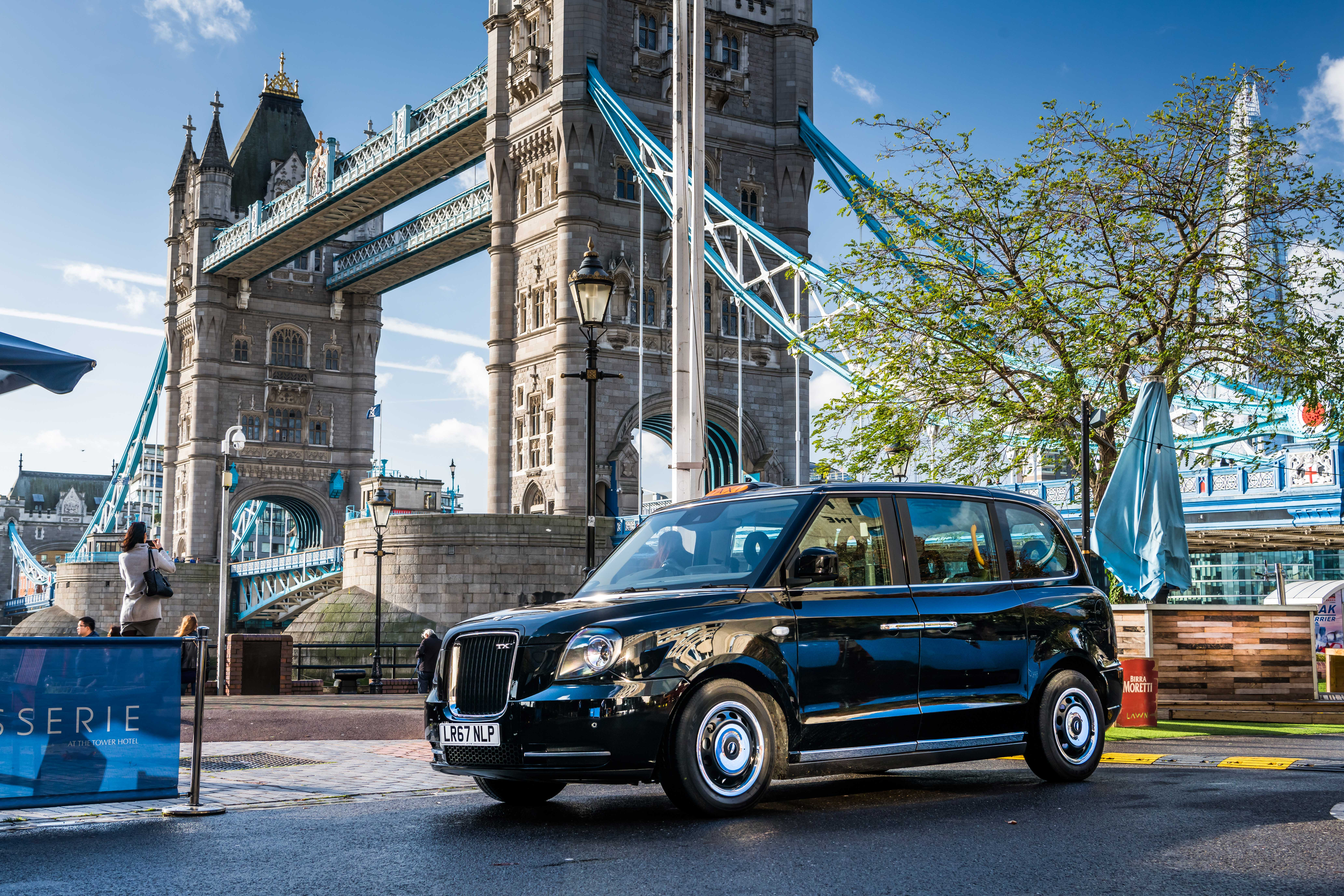 Agreement signed to support production of new TX Electric Taxi