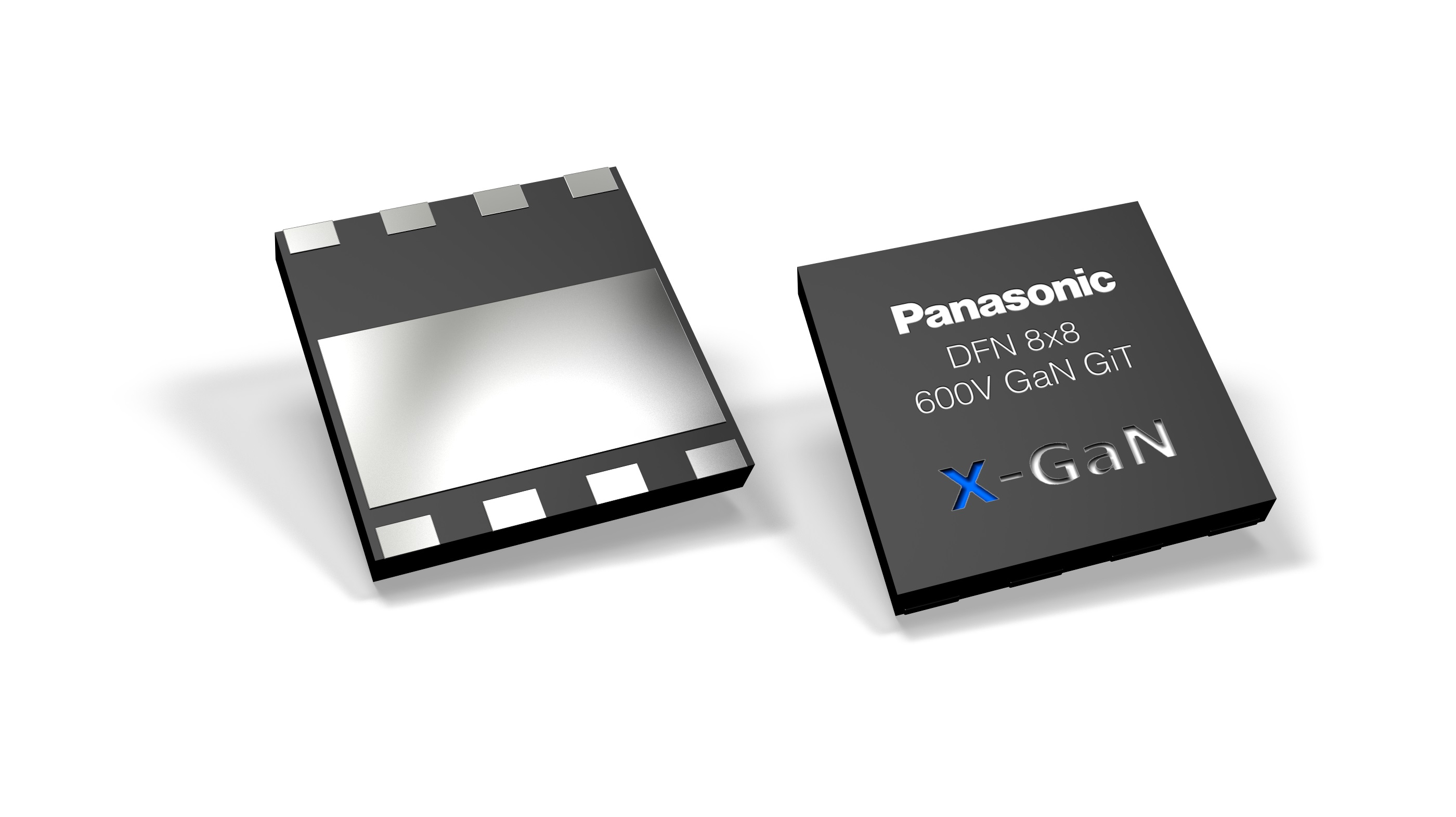 Panasonic showcases GaN and SiC MOSFET advances