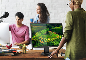 MMD launches productivity-boosting 27-inch QHD display