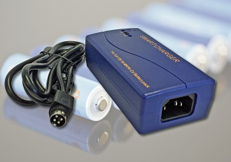 Smart charger for NiMH/NiCD batteries