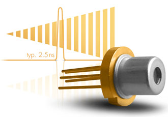 Switch generates short pulses for precise measurement
