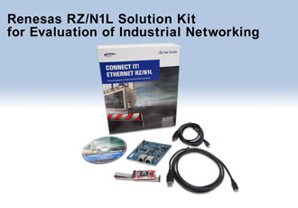 Shortened evaluation time of industrial networking applications