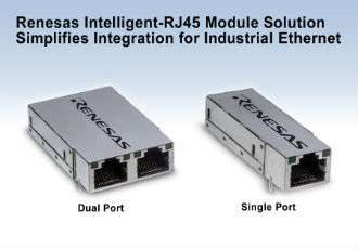 Integration for Ethernet simplified with module solution