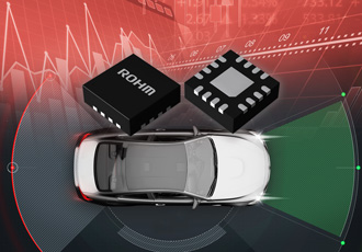 Grade buck DC/DC converters designed for assisted driving