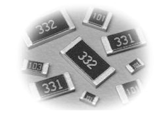 Pulse proof high power thick film chip resistors