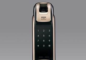 Smart door lock enables users to monitor doors via smartphone
