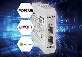 Easy data integration for Modbus PLCs with IoT and Cloud
