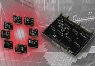 Expansion board facilitates configuration of a sensor environment