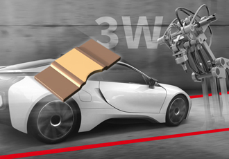 Ultra-low ohmic shunt resistors for automotive applications