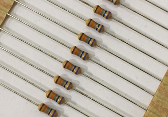 Axial leaded resistors offer anti-moisture performance