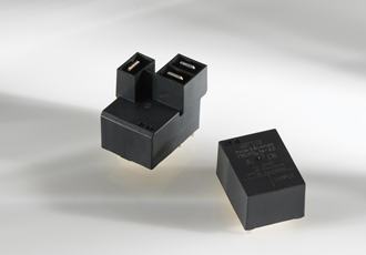 Versatile relay enables PCB space savings