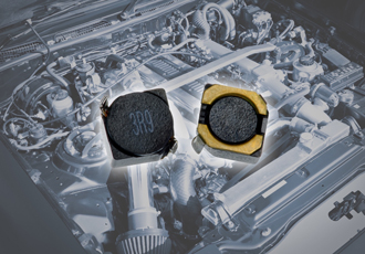 Power inductors designed for demanding automotive applications