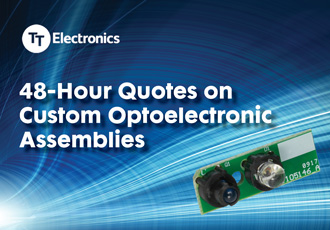 Quick quotes for custom optoelectronic assemblies