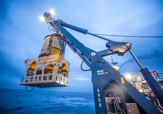 Connectivity technology designed for semi-autonomous ROVs